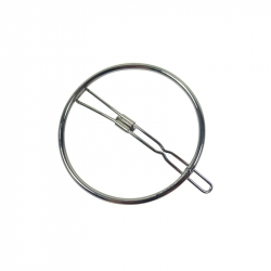 Pin Clip 5.5cm Rond