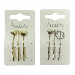Bobby Pin 4.0cm assorted