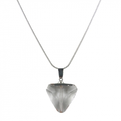 Collier rhodium