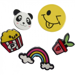 Pin Button assorted