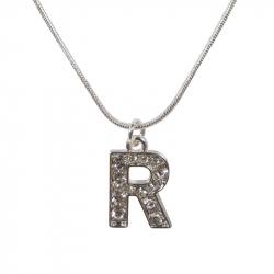 """Lettercollier """"R"""" Acrylstenen"""
