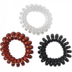 Invisibobble 3.5cm black/brown/transparent