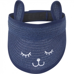 Suncap Children Rabbit Navy