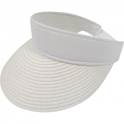 Suncap Adjustable 56-59cm White