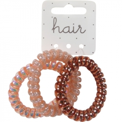Invisibobble 5.0cm Assorti Rosé Goud