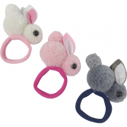 Mini Ring Teddy Rabbit