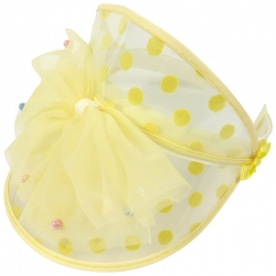 Suncap Children Bow Yellow