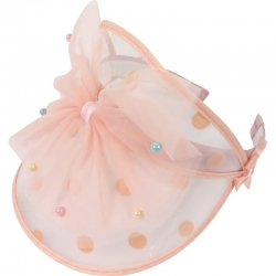 Suncap Children Bow Coral