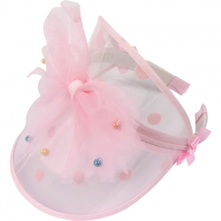 Suncap Children Bow Pink