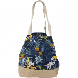 Beach Bagical Birds Navy