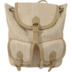 Packpack Pockets Ivory