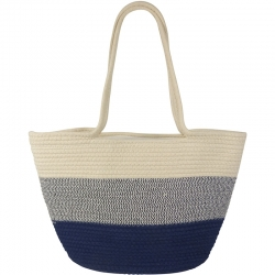 Beach Bagical Cord Gradient Navy