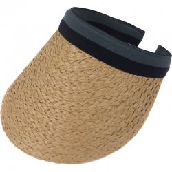 Suncap Grey/Black Aliceband Brown