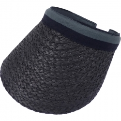 Suncap Grey/Black Aliceband Black