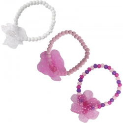 Children bracelet flower