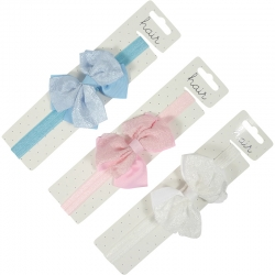 Headband Children Bow