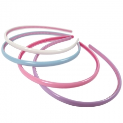 Diadeem 7mm Pastel Anti-Slip