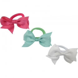 Mini Ring Bow Candy Tones